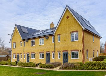 Thumbnail 2 bed end terrace house for sale in North Lodge Park, Cambridge, Cambridgeshire