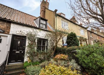 Thumbnail 1 bed cottage for sale in High Street, Ruswarp, Whitby