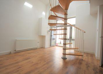 Thumbnail 2 bed flat to rent in Coleridge Road, Islington