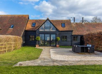 Thumbnail 3 bed barn conversion for sale in Stockwell Lane, Little Meadle, Aylesbury, Buckinghamshire