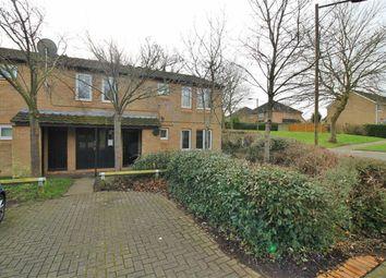 Thumbnail 1 bedroom flat to rent in Chapman Avenue, Downs Barn, Milton Keynes