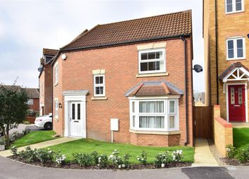 Thumbnail 3 bed link-detached house for sale in Monarch Drive, Sittingbourne, Kent