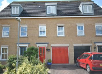 Thumbnail 3 bed town house for sale in Windsor Park Gardens, Old Catton, Norwich