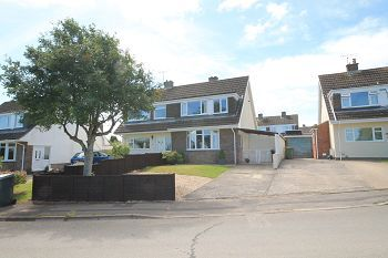 Thumbnail 3 bed semi-detached house to rent in St. Andrews Road, Warminster