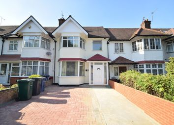 Thumbnail 4 bed terraced house to rent in Mayfield Avenue, North Finchley