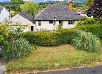 Thumbnail 2 bed bungalow for sale in Bradley Road, Bovey Tracey, Newton Abbot