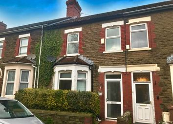 Thumbnail 3 bed property to rent in Station Terrace, Caerphilly