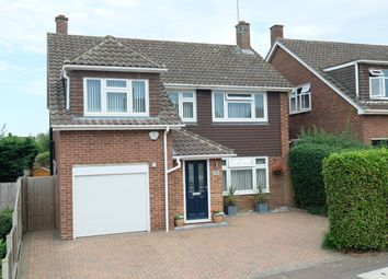 Spalding Way, Great Baddow, Chelmsford CM2. 4 bed detached house