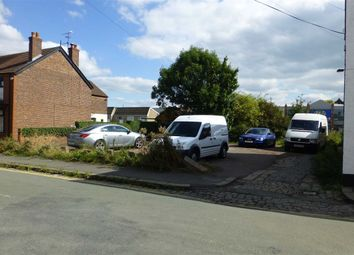 Thumbnail Land for sale in Mirion Street, Crewe, Cheshire