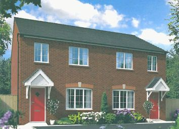 Thumbnail 3 bed semi-detached house for sale in The Cherry, Bramshall Green, Bramshall