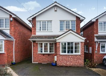 Thumbnail 3 bed detached house for sale in Cross Street, Kingswinford