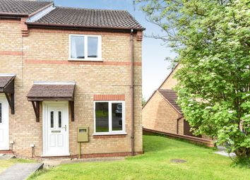 Thumbnail 2 bed semi-detached house for sale in Solway Close, Oakwood, Derby