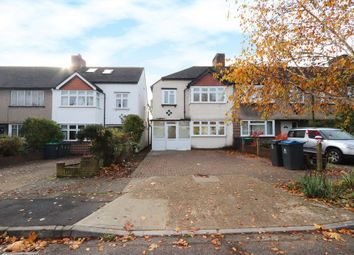 Thumbnail 3 bed semi-detached house to rent in Knightwood Crescent, New Malden