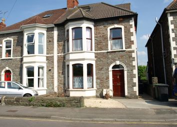 Thumbnail 4 bed semi-detached house to rent in Buckingham Place, Downend, Bristol