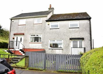 Thumbnail 2 bed semi-detached house for sale in 36, Cupar Drive, Greenock, Renfrewshire