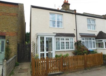 Thumbnail 2 bed end terrace house for sale in Kings Road, Long Ditton, Surbiton