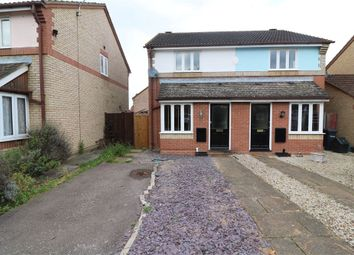 Thumbnail 2 bedroom semi-detached house to rent in Denny Gate, Cheshunt, Waltham Cross, Hertfordshire
