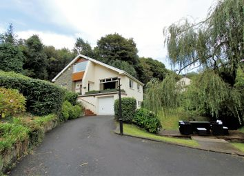 Thumbnail 4 bed detached house for sale in St. Illtyds Drive, Port Talbot