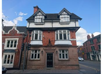 Thumbnail 4 bed property for sale in 75 St. Edward Street, Leek