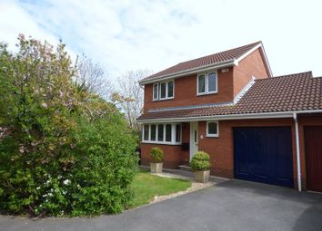 Thumbnail 3 bed link-detached house for sale in Hobbiton Road, Weston-Super-Mare