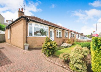 Thumbnail 3 bed semi-detached bungalow for sale in Nethervale Avenue, Netherlee, Glasgow