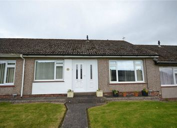 Thumbnail 2 bed terraced bungalow for sale in Caldbeck Road, Whitehaven, Cumbria
