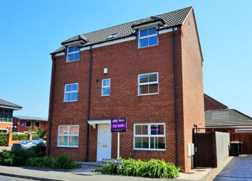 Thumbnail 5 bedroom detached house for sale in Johnson Way, Chilwell, Nottingham