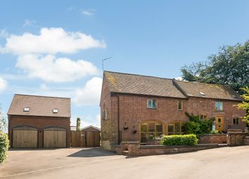 Thumbnail 4 bed barn conversion for sale in Vicarage Road, Napton