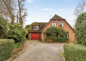 Thumbnail 4 bed detached house for sale in Durford Road, Petersfield