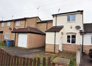 Thumbnail 2 bed terraced house for sale in Luccombe Drive, Alvaston, Derby