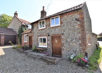 Thumbnail 2 bed cottage for sale in Chapel Road, Southrepps, Norwich