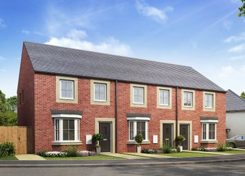 "Thumbnail 3 bed terraced house for sale in ""Bowland"" at Mitton Road, Whalley, Clitheroe"