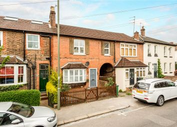 Thumbnail 4 bed terraced house for sale in Somerset Road, Meadvale, Redhill, Surrey