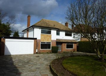 Thumbnail 4 bed detached house to rent in Downs Side, Sutton