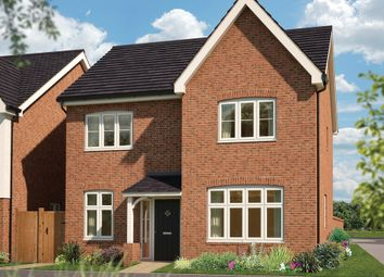 "Thumbnail 4 bed detached house for sale in ""The Aspen"" at Potter Crescent, Wokingham"
