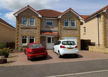 Thumbnail 4 bed detached house for sale in Fernlea Drive, Windygates, Fife