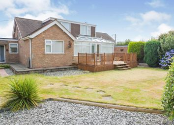 3 bed detached bungalow for sale in Knowle Lane, Buckley CH7