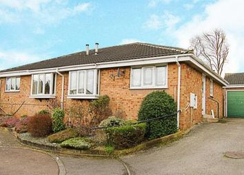 Thumbnail 2 bed bungalow for sale in Meadow Gate Avenue, Sothall, Sheffield, South Yorkshire