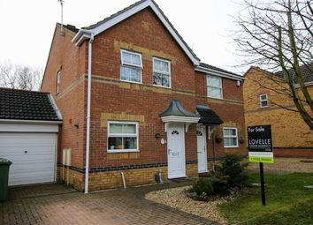 Thumbnail 3 bed property for sale in Lupin Road, Nettleham Fields, Lincoln