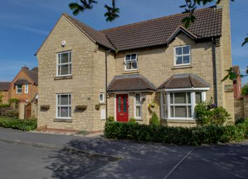 Thumbnail 4 bed detached house for sale in Fordson Road, Devizes