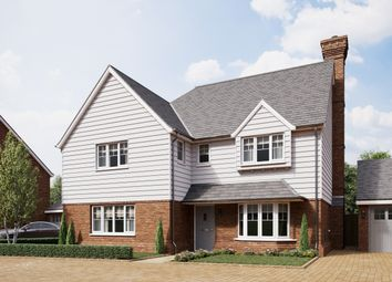 Thumbnail 5 bed detached house for sale in Oak At Riverbourne, Elm Avenue, Chattenden