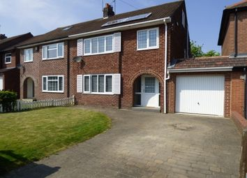 Thumbnail 3 bed property to rent in Crichton Avenue, Chester Le Street