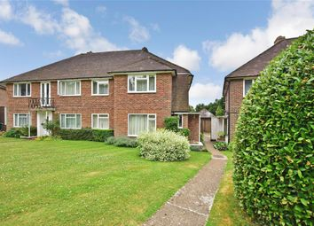 Thumbnail 2 bed maisonette for sale in Merrywood Park, Reigate, Surrey