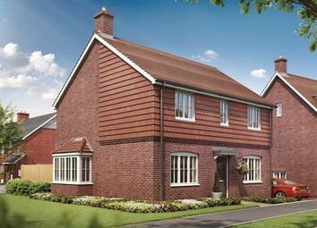 """Thumbnail 4 bed detached house for sale in """"The Chedworth"""" at Coldharbour Road, Northfleet, Gravesend"""