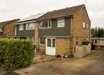 Thumbnail 4 bedroom semi-detached house to rent in Princess Drive, Sawston, Cambridge