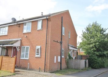 Thumbnail 1 bed semi-detached house for sale in Rymer Way, Thirsk