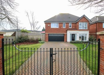 Thumbnail 5 bed detached house for sale in Red Hall Lane, Leeds, West Yorkshire