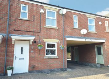 Thumbnail 2 bed terraced house for sale in Three Acres Lane, Dickens Heath, Shirley, Solihull