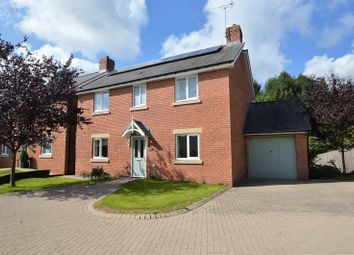 4 bed detached house for sale in Staunton, Coleford, Gloucestershire GL16