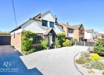 Thumbnail 4 bed detached house for sale in Abberton Road, Layer-De-La-Haye, Colchester, Essex